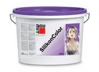 Baumit SiliconColor силіконова фарба 25 кг