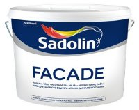 SADOLIN FACADE STRUCTURE структурна фасадна фарба 10л